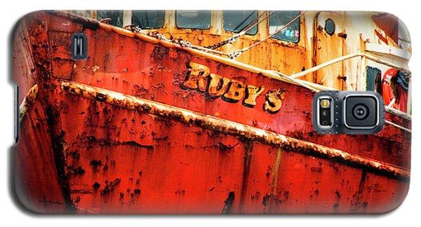 Rubys Galaxy S5 Case