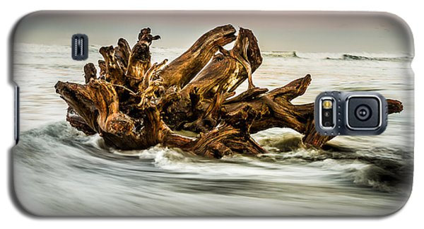 Galaxy S5 Case featuring the photograph Rush by Randy Wood
