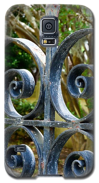 Rusted Charleston Ironwork Galaxy S5 Case