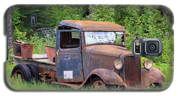 Rusty Chevy Galaxy S5 Case by Steve McKinzie