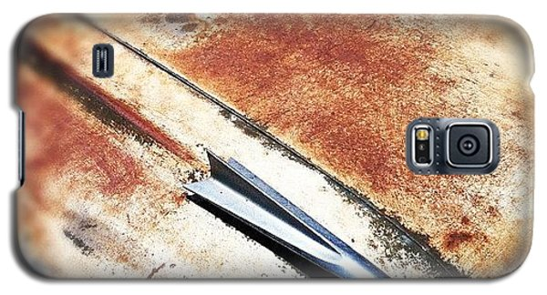 Rusty El Camino Galaxy S5 Case by Gwyn Newcombe