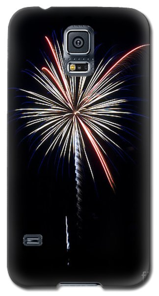 Galaxy S5 Case featuring the photograph Rvr Fireworks 11 by Mark Dodd