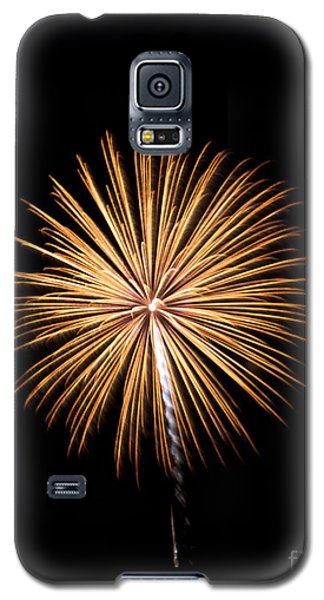 Galaxy S5 Case featuring the photograph Rvr Fireworks 27 by Mark Dodd