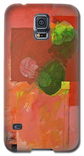 Ryb -red Galaxy S5 Case
