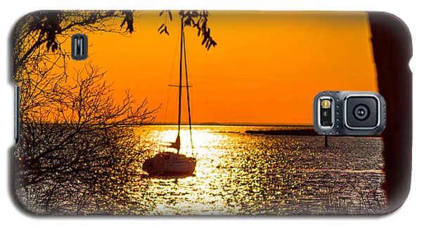 Galaxy S5 Case featuring the photograph Sail Away by Shannon Harrington
