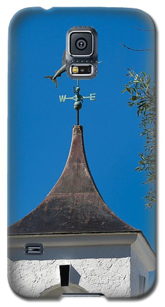 Sailfish Weather Vane At Palm Beach Shores Galaxy S5 Case