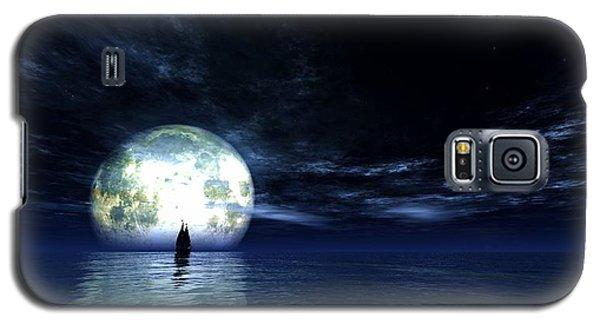 Sailing At Night... Galaxy S5 Case