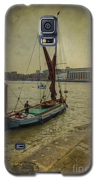 Galaxy S5 Case featuring the photograph Sailing Away... by Clare Bambers