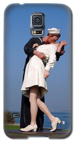Sailor's Kiss Galaxy S5 Case
