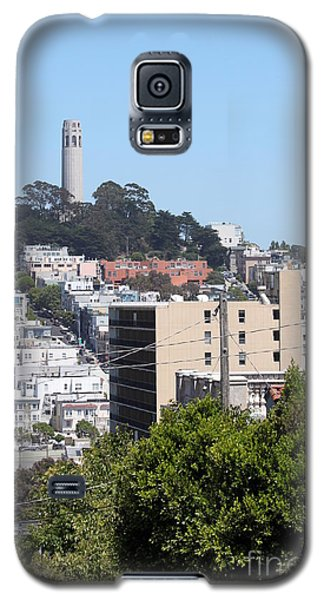 San Francisco Coit Tower Galaxy S5 Case