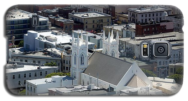 San Francisco St Francis Of Assisi Church Galaxy S5 Case