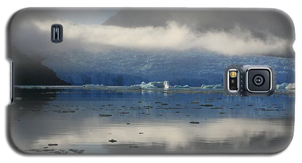 Galaxy S5 Case featuring the photograph San Rafael Glacier by Laurel Talabere