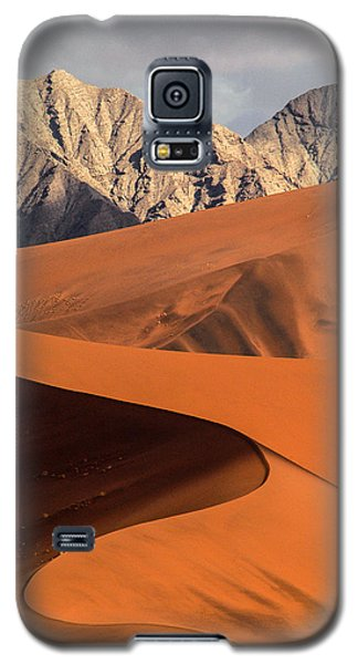 Sand And Stone Galaxy S5 Case