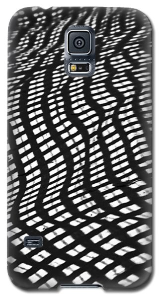 Sand Checkers Galaxy S5 Case