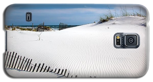 Sand Dunes Dream 3 Galaxy S5 Case by Marie Hicks