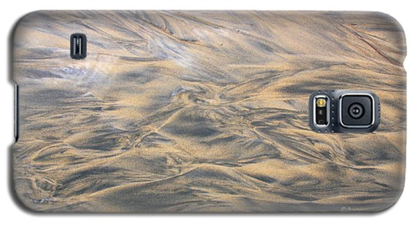 Sand Patterns Galaxy S5 Case by Nareeta Martin