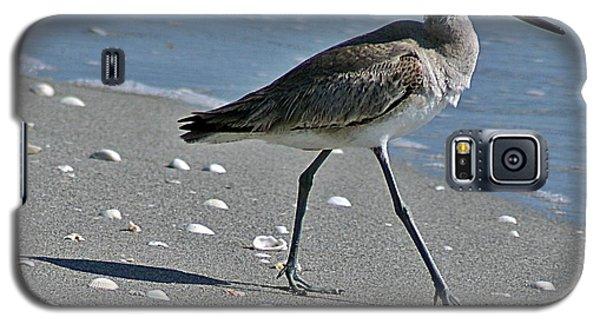 Sandpiper 1 Galaxy S5 Case by Joe Faherty