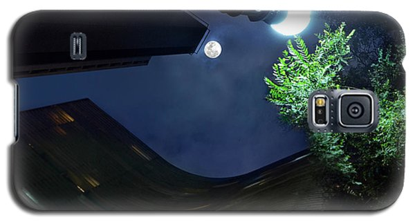 Copan Building And The Moonlight Galaxy S5 Case
