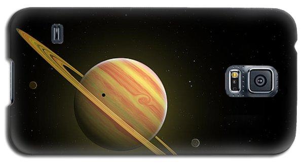 Saturn Galaxy S5 Case by Gordon Engebretson