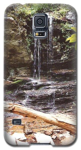 Scenic Waterfall Galaxy S5 Case