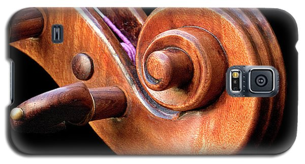 Scroll Detail Galaxy S5 Case by Endre Balogh