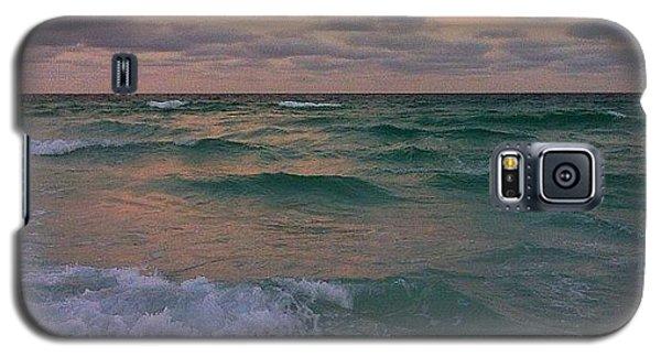 Cause Galaxy S5 Case - #sea #ocean #beach #waves #water by Susan McGurl