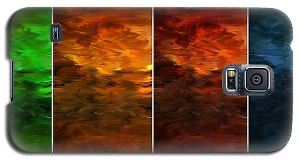Seasons Change Galaxy S5 Case by Lourry Legarde