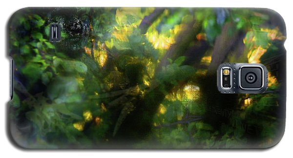 Galaxy S5 Case featuring the photograph Secret Forest by Richard Piper