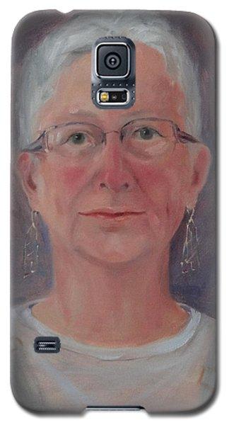 Self Galaxy S5 Case by Carol Berning
