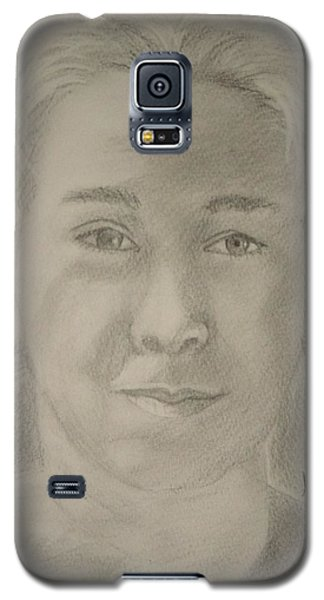 Selfportret Galaxy S5 Case