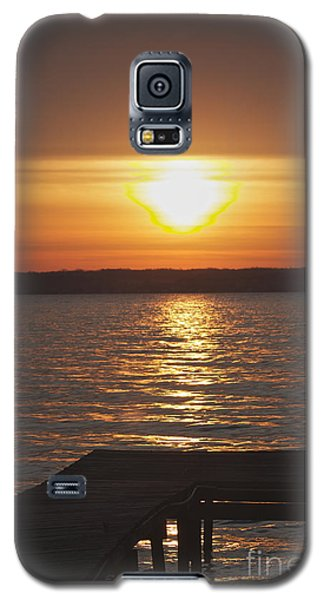 Galaxy S5 Case featuring the photograph Seneca Lake by William Norton
