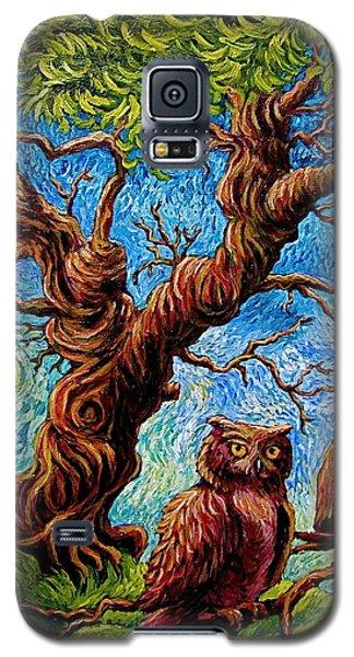 Sentient Owls Galaxy S5 Case