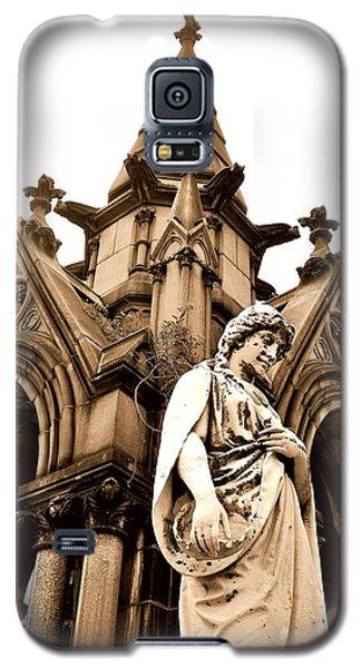 Sepia - Forrest Lawn Cemetery - Buffalo New York Galaxy S5 Case
