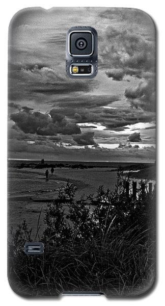 Galaxy S5 Case featuring the photograph September Clouds by Randall  Cogle