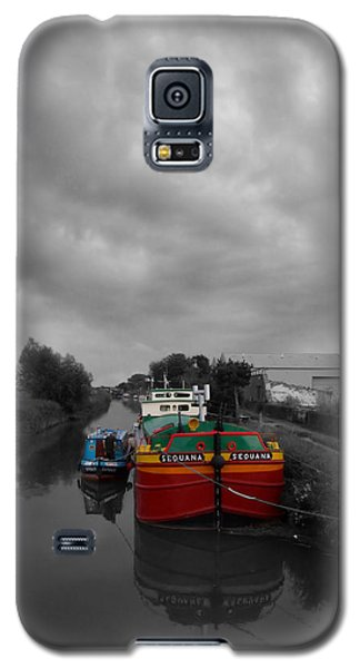 Sequana Beverley Canal Galaxy S5 Case