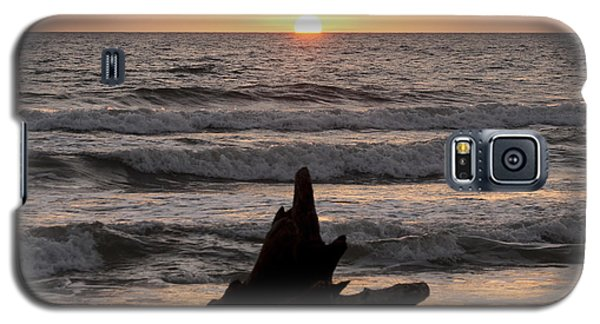 Serendipity Sunset Galaxy S5 Case