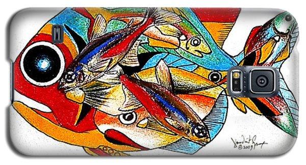 Seven Fish Galaxy S5 Case