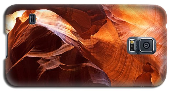 Galaxy S5 Case featuring the photograph Shades Of Reflections by Bob and Nancy Kendrick