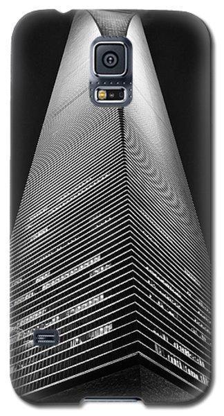 Shanghai World Financial Center Galaxy S5 Case