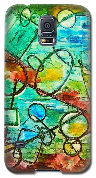 Shapes Galaxy S5 Case
