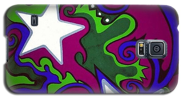 Cool Galaxy S5 Case - #sharpie Art #sharpiesquad2012 by Mandy Shupp
