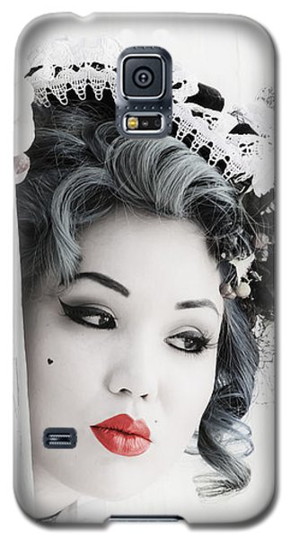 She Doesn't Know I Exist Galaxy S5 Case