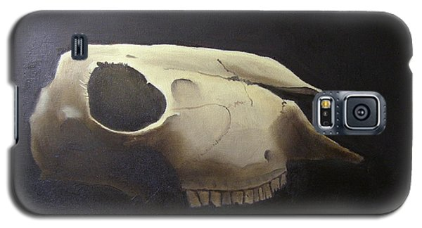 Sheep Skull Galaxy S5 Case