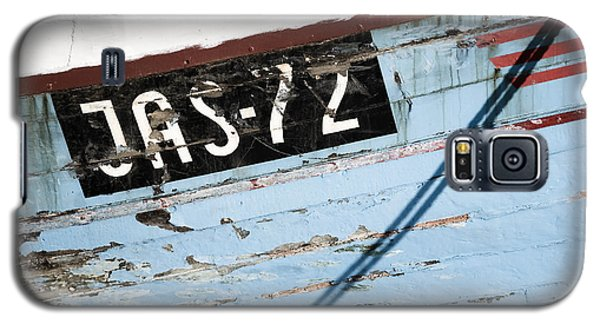 Galaxy S5 Case featuring the photograph Ships' Number by Agnieszka Kubica