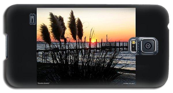 Shoreline Serenity Galaxy S5 Case