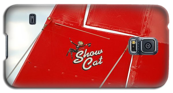Show Cat Galaxy S5 Case