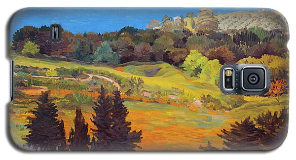 Sicily Landscape Galaxy S5 Case