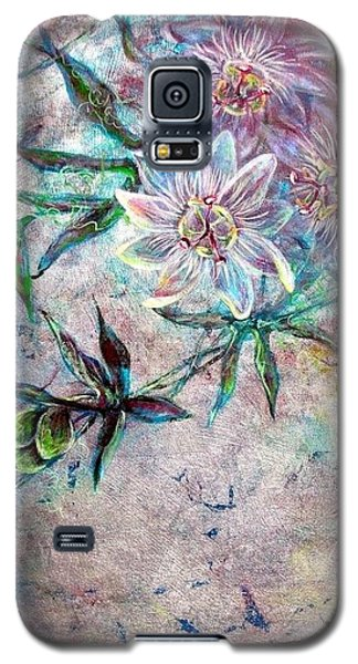 Silver Passions Galaxy S5 Case