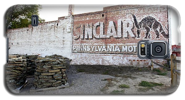 Sinclair Motor Oil Galaxy S5 Case