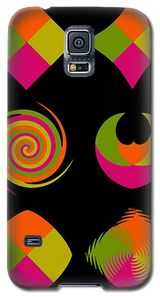 Galaxy S5 Case featuring the photograph Six Squared Collage by Steve Purnell